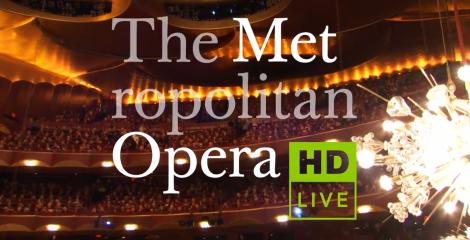 Opéra Metropolitan Cinéma