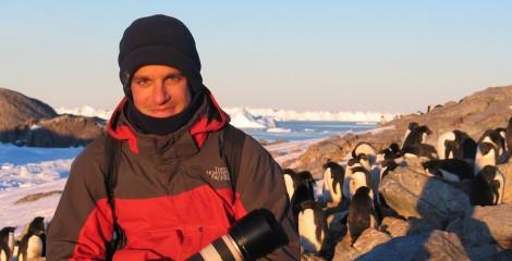 Samuel Blanc, photographe spécialiste des pôles